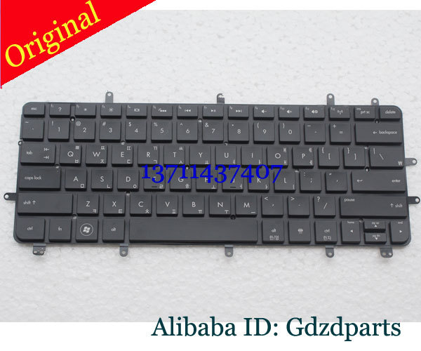 Orig/New KO Version Backlit keyboard For HP Envy 13-2000 SPECTRE XT PRO 13-B000 Spectre XT 13 Without Frame 689943-AD1