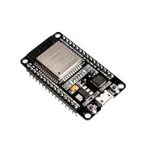 Image 3 - Esp8266 ch340g ch340 g nodemcu v3 lua sem fio wifi módulo conector placa de desenvolvimento cp2102 baseado ESP 12E micro usb esp32 cam