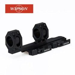 WIPSON Taktik Uzatın AR15 M4 M16 Amerikan Optik Savunma Tüfek Kapsam 1