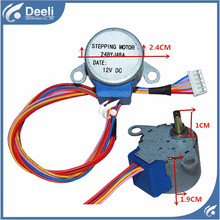 2pcs/lot good working for Air conditioner control board motor 24BYJ48A 12V DC motor