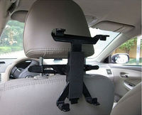 2pcs Headrest Mount Car Seat Back Holder With 360 Degree Adjustable Rotating Travel Kit For IPad