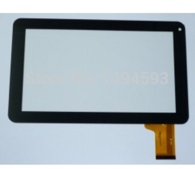 New For LEOTEC TABLET 9 L-PAD METEOR Q LETAB922 Touch Screen Touch Panel glass Digitizer Replacement Free Shipping new 9 touch screen digitizer replacement for denver tad 90032 mk2 tablet pc