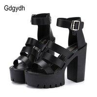 Gdgydh 2018新しい夏の靴女