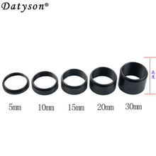 Datyson Astronomical Telescope T2 Extension Tube Ring 3/5/7/10/12/15/20/30mm M42x0.75 Thread