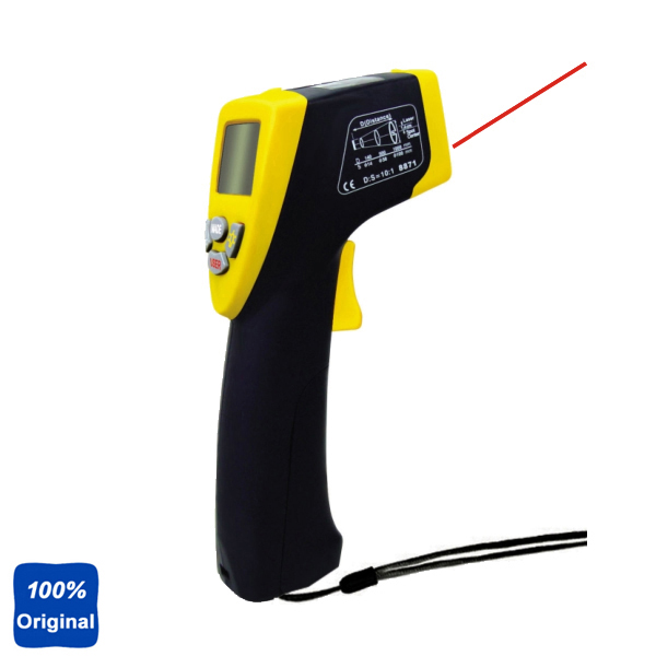AZ8871 Handheld Digital Infrared Thermometer with Temperature range -40~500C цены онлайн