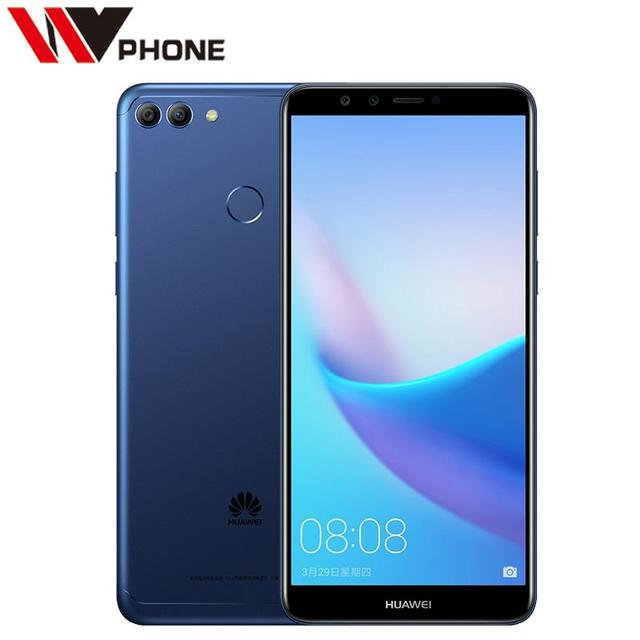Huawei Enjoy 8 Plus 4G 64G Octa core 5.93 inch 2160*1080P 4000 mAh Front 8.0MP Dual Front Rear Camera Fingerprint ID