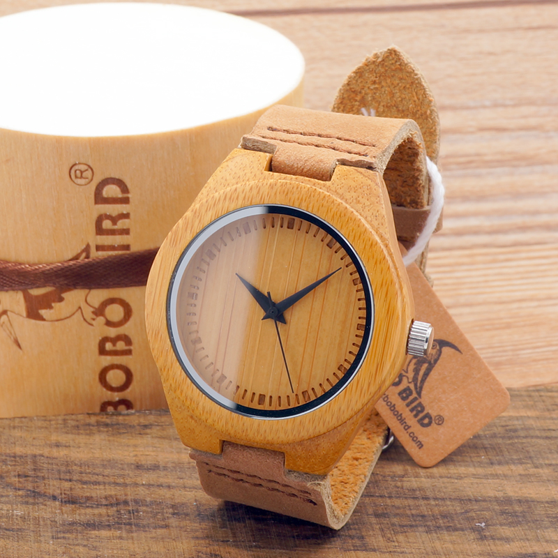 2017 New Fashion Brand Watches Lady Woods