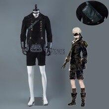 Athemis NieR: Autômatos Trajes Cosplay YoRHa No. 9 Tipo S traje cosplay