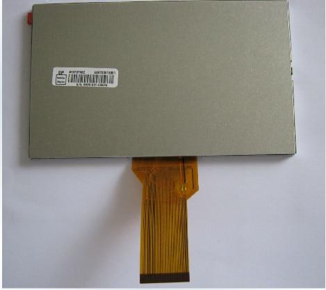 free shipping original new 7 inch 50P long cable 5MM thickness AT070TN92 / 94 high brightness 165 * 100