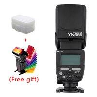 Yongnuo YN685 YN 685 GN60 2 4G System E TTL HSS Wireless Speedlight Flash With Radio