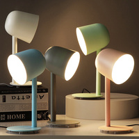 Nordic Art Deco Lamps Desk Table Lamp Simple Multicolor Living Room Bedside Lamp Decorative Table Lamps Study Table Light E27