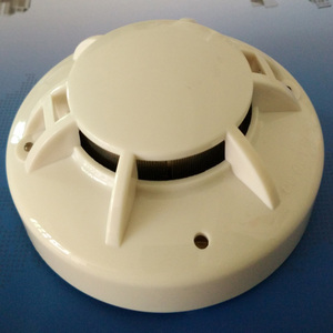 Conventional alarm system 2 wire milti sensor smoke detector heat alarm Conventional Smoke and Heat Detector