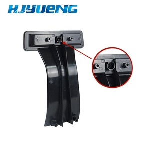 Image 3 - Hjyueng 15 ワット黒 6 ledリアテール 3rd ledブレーキライトブレーキエンブレムステッカーランプレッドジープラングラーjkスポーツ高度無制限