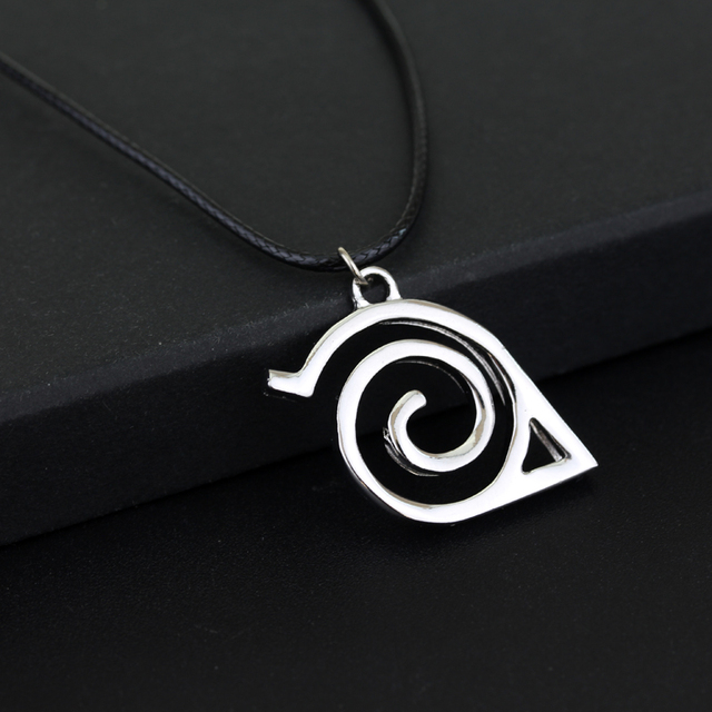 Naruto Konoha Symbol Ring - free shipping worldwide
