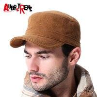 Winter Flat Hats For Women Or Men Warm Baseball Cap Gorras Planas Z 1914