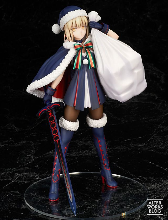 23cm Alter Fate/Stay Night Fate Grand Order Saber Sexy Action Figure PVC toys Collection figures for friends gifts Christmas ems dhl fast shipping 400v 4400w heat element for for heat gun handheld hot air plastic welder gun plastic welder accessories