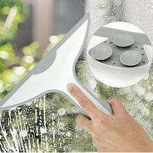 Скребок для оконных стекол для душа Ванная комната скребок для чистки зеркал очиститель воды паровой удаление с всасыванием