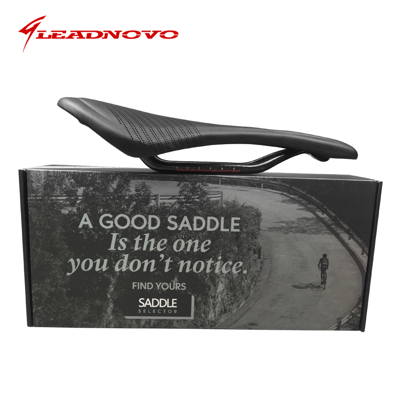 Carbon+Leather Bicycle Saddle Breathable Mountain Bike Saddle Road Bicycle Front Seat Bicicleta Cycling Parts Bike Saddle in stock road bicycle saddle seat white blue black orange antares r3 gobi cycling high quality bike parts