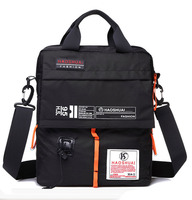 2017 Men High Quality Waterproof Nylon Shoulder Messenger Bags Mountaineering Bag Students Bag Clutch Bag