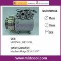 MSC90 автоматический компрессор переменного тока для MITSUBISHI MR233478 MR315268