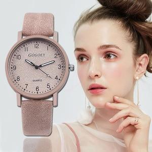 Marka gogoey zegarki damskie 2018 moda Wrist Watch kobiety zegarki damskie zegarek zegar Mujer seks Kol Saati Montre Feminino