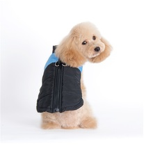 20pcs XS-XL Padded Pet Dog Clothes Padded Jacket Coat For Small and Large Dogs Jumpsuit Clothes Winter Pet Dog Clothing WA1420