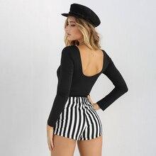 Long Sleeve Cotton Bodysuit
