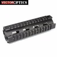 Free S&H .223 Rem 5.56mm Handguard Carbine Length Picatinny Quad Rail Mount System Free 12 Pack Covers