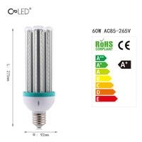 New E40 LED Corn Lamp Bulb 60W 5730SMD Warm White High Power Lights 150LEDs Corn Light Bulb 6000LM