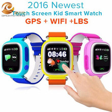 Q90 touchscreen wifi gps tracker smart watch kind sos lage Finder Gerät Kid Safe Anti Verloren Monitor Smartwatch PK Q80 Q50