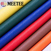 Meetee 50x138cm Soft Synthetic Leather PU Sofa Fabric Wear-resistant Waterproof for Home Textile Car Seat Deco DIY Accessory