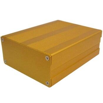 Aluminum Enclosure for PCB Power Case Electronic Box 35mm*76mm*100mm DIY