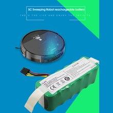 Sorvess 14,4 V ni-mh SC Перезаряжаемые Батарея Pack 3500 mAh пылесос для CR120 CR121 CR54O X500 X580 L102B подметания робот