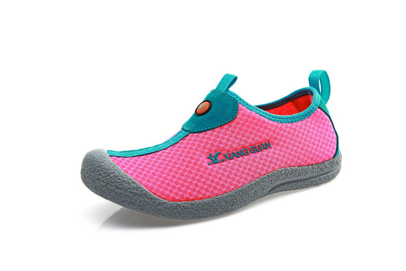 0c4c4a5fddba XIANG GUAN Woman Beach Aqua Shoes For Women Breathable Trainers ...