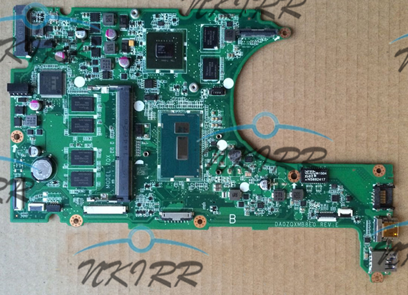 DA0ZQXMB8E0 ZQX I5-4210U 4GB RAM NBMP511004 NB.MP511.004 820M 2G Motherboard For Acer Aspire R3-471T R3-471TG 431T