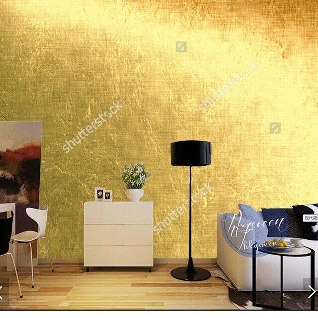 Individuelle fototapeten, Gold metallic, moderne wandbilder für ...