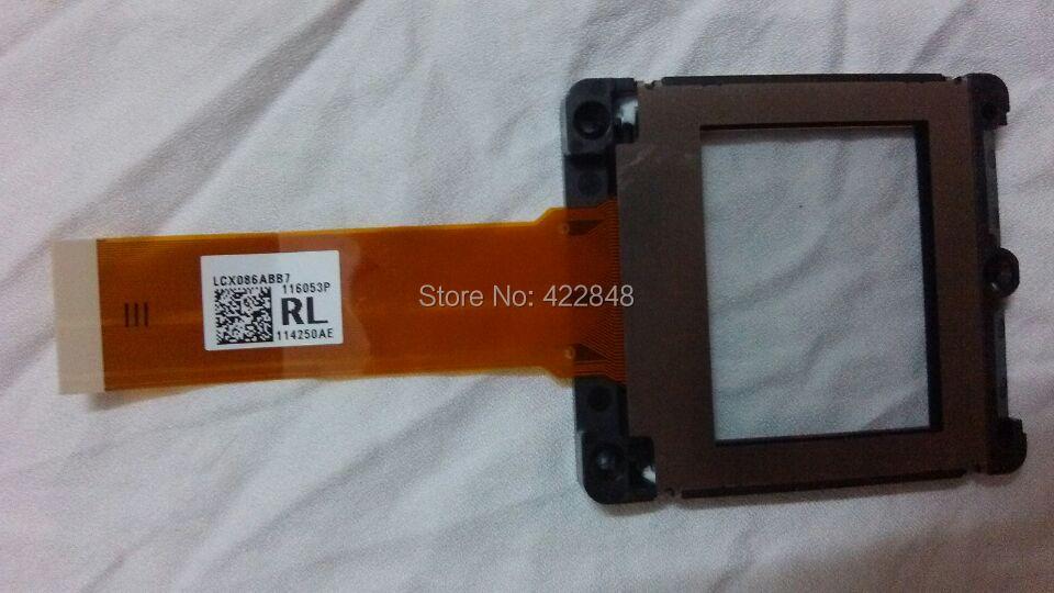 מקורי אביזרי מקרן מקרן LCD לוח פריזמה LCX086 LCX086A פנל LCD תצוגת גביש נוזלית