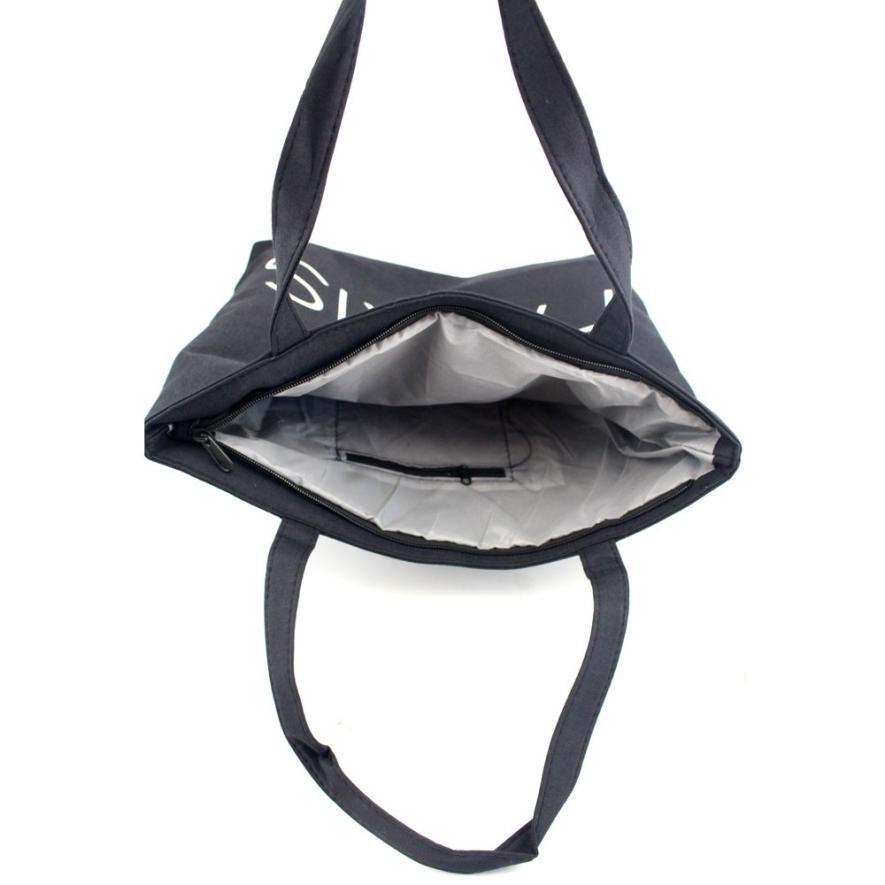 Women Canvas Handbag Shopping Shoulder Bag Paris Eiffel Tower Bookbag Tote Designer Famous Brand MAY10