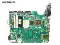 FOR HP Pavillion DV6 series DV6 2000 Laptop Motherboard SOCKET S1 571188 001 DAUT1AMB6E1 DDR2 HD 4500 GPU Free send CPU