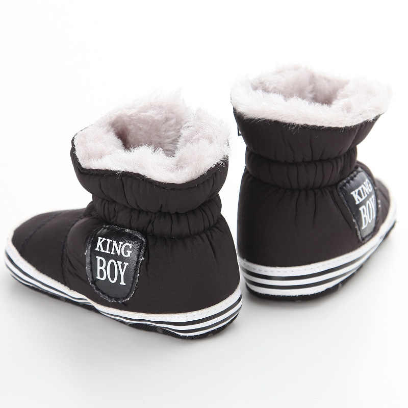ec29d4939 Detail Feedback Questions about Winter Baby Boy Shoes Infants Fleece ...