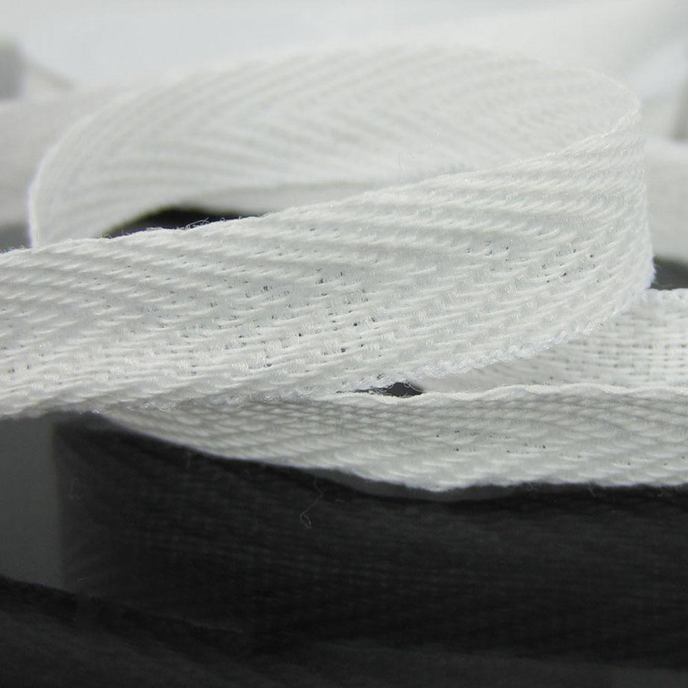 White apron tape - 20yards 3 8 Sewing Cotton Binding Tape Bias Webbing Strap Ribbon Craft 10 0mm