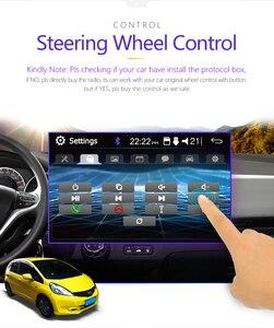 Image 3 - 2 דין רכב רדיו Bluetooth מראה קישור אנדרואיד 9 רכב מולטימדיה נגן HD מגע Autoradio MP5 USB אודיו סטריאו לרכב צג