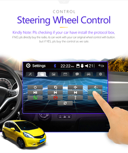 Image 3 - 2 Din Car Radio Bluetooth Mirror link Android 9 Car Multimedia Player HD Touch Autoradio MP5 USB Audio Stereo Car Monitor