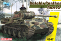 DRAGÃO 6847 1/35 Pz. Bef. Wg. V Panther Ausf. G (Bônus: Magia faixas)