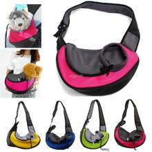 New Breathable Pet Dog Carrier Travel Tote Single Shoulders Bags