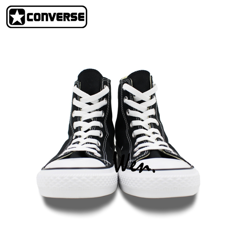 converse shoes high tops. aliexpress.com : buy black converse all star men women shoes animal king lion original design hand painted canvas sneakers man woman from reliable shoe high tops
