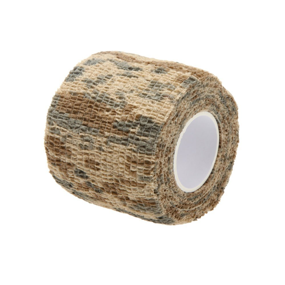 Perfect-Outdoor Cycling Camo Wrap Gun Hunting Camouflage Stealth Tape Camo 4