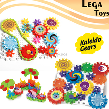 Забавный Строительный набор gear s, Обучающие блоки, вращающиеся шестерни s, сельскохозяйственная шестерня, калейдоскоп, комбинация передач, обучающие игрушки для детей