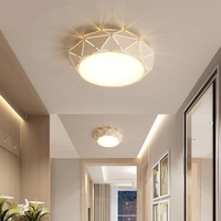 Aisle Lamp LED ceiling lights MINI Concise Outfit Hallway Cloakroom Attract Light Led Door Home Corridor Balcony Lamps wl3231554