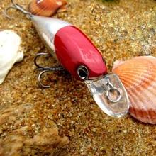 10g 1pc Hard Lure Fishing Lures 9cm Minnow Treble Hooks Ice Fishing Hard Bait Trulinoya Carp Fishing Baits Pesca Isca Artificial